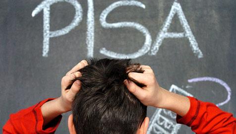 Schuldzuweisungen nach Pisa-Studie zwischen VP und SP (Bild: APA/DPA/Jens Büttner)