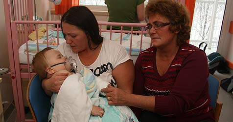 Wurst verschluckt - 21 Monate alter Bub fast erstickt (Bild: Markus Schütz)