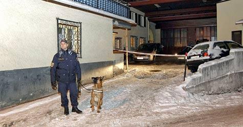 47-Jähriger in der Stadt Salzburg mit Messer verletzt (Bild: MARKUS TSCHEPP)