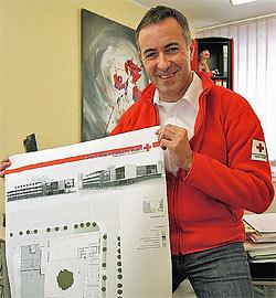 Hochmoderne neue Zentrale fürs Rote Kreuz in Schallmoos (Bild: Max Grill)