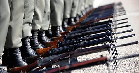 """Kopal Kaserne nun als """"Schnäppchen"""" zu ersteigern (Bild: APA/ROLAND SCHLAGER)"""