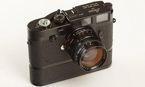 Leica-Kamera in Wien für 402.000 Euro versteigert (Bild: Westlicht.com)