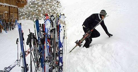 Deutsche stehlen Österreichern im Pongau ihre Ski (Bild: Jauschowetz Christian)