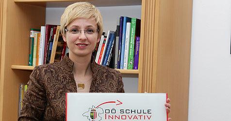 """Hummer: """"Schul-Innovationen statt Schuldzuweisung"""" (Bild: Land OÖ)"""