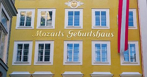 """Neugestaltung des Museums """"Mozarts Geburtshaus"""" fertig (Bild: © Tourismus Salzburg)"""