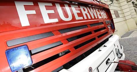 Zwei Verletzte bei Wohnungsbrand in Hallein (Bild: Reinhard Holl)