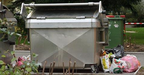 Essen im Abfall soll der Vergangenheit angehören (Bild: APA/HERBERT PFARRHOFER)