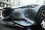 Mazda Shinari - wunderschöne Coupé-Studie