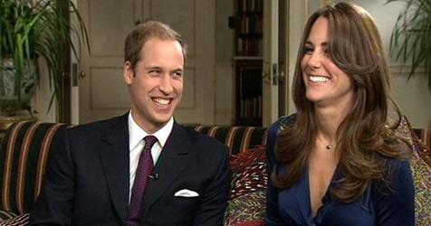 Prinz William und Kate besuchen ein Eheseminar