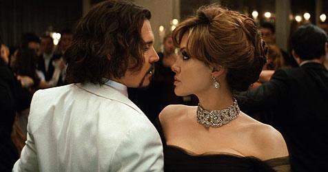 """Kritiker ätzen: """"Null Chemie"""" zwischen Jolie und Depp"""