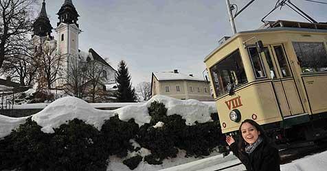 Streit um Traditionswagen am Pöstlingberg (Bild: Einöder)