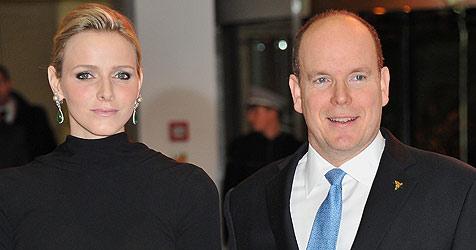 Alberts Verlobte Charlene Wittstock ist jetzt katholisch