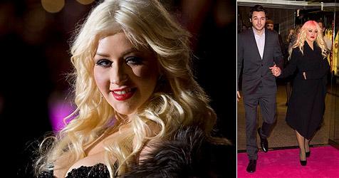 Christina Aguilera zeigt sich mit neuem Liebhaber