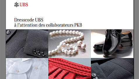 Großbank UBS: Unterwäsche muss hautfarben sein (Bild: Screenshot)