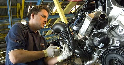 BMW-Werk in Steyr stockt Personal um 150 Mitarbeiter auf (Bild: BMW)