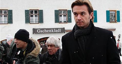 Florian Silbereisen randalierte am Glühweinstand