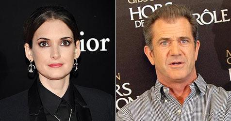 Winona Ryder klagt über Beschimpfung durch Mel Gibson (Bild: AP)