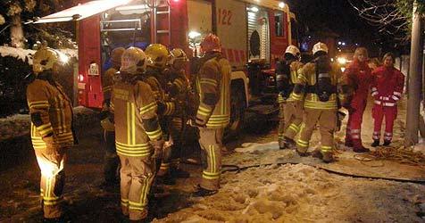 13-Jährige in Ried von Brandgeruch geweckt (Bild: FF Ried)