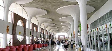 Porno statt Doku: TV am Flughafen zeigt Sexfilm (Bild: Hazrat Shahjalal International Airport)