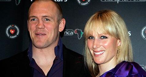 Queen-Enkelin Zara Phillips verlobt sich mit Rugby-Spieler