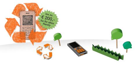 Orange bietet Rückkauf-Service für alte Handys