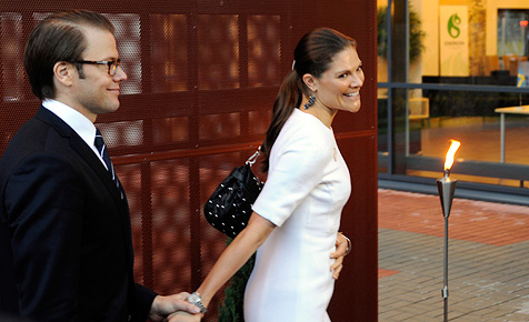 Prinzessin Victoria: Alle Zeichen stehen auf schwanger!