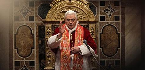 Papst Benedikt ermahnt katholische Blogger