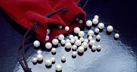 Perle im Ohr eines Amerikaners zufällig entdeckt (Bild: © 2010 Photos.com, a division of Getty Images)