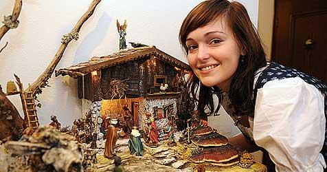 Krippen-Tradition wird im Land ob der Enns stets gepflegt (Bild: Klemens Fellner)