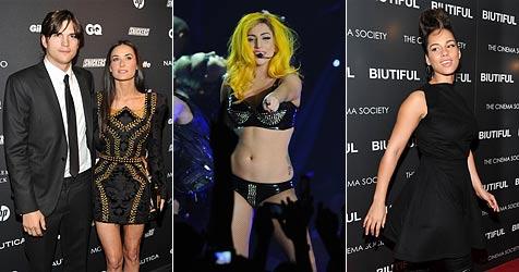 Lady Gaga ist der wohltätigste Star des Jahres 2010 (Bild: AP, EPA)