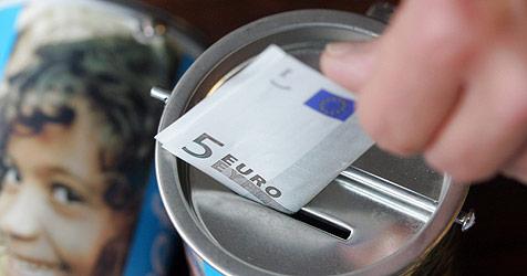 Mann steckte Geld für todkranke Kinder in die eigene Tasche (Bild: dpa/Bernd Thissen)