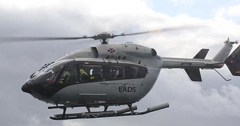 """Rettungsheli """"Airmed 2"""" stellt Betrieb wieder ein (Bild: salzi.at)"""