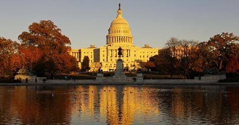Bald kein Handy-Verbot mehr für US-Parlamentarier (Bild: AP)