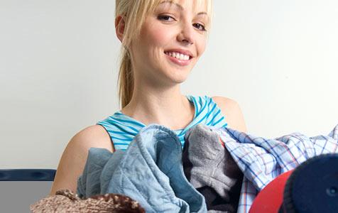 Wie deine Wäsche auch im Winter schnell trocknet (Bild: © 2010 Photos.com, a division of Getty Images)
