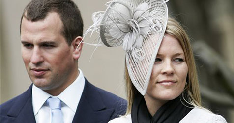 Peter Phillips und Autumn machen die Queen zur Uroma