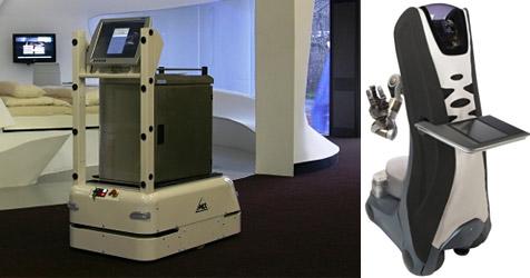 """Roboter """"Casero"""" soll Pflegepersonal unterstützen (Bild: MLR System GmbH/ Fraunhofer IPA)"""
