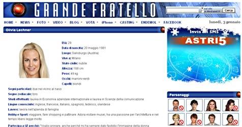 """Salzburgerin war sechs Wochen bei Italo-""""Big Brother"""" (Bild: www.grandefratello.mediaset.it)"""