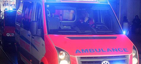 """""""Vorrang geben"""" missachtet - drei Verletzte bei Crash (Bild: Andi Schiel)"""