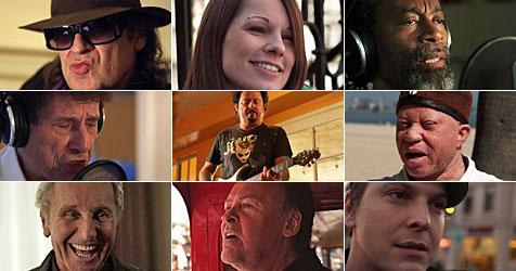30 Popstars singen Hymne für Helfer des Roten Kreuzes (Bild: Pro Omnia)