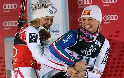Slalom-Queen Marlies Schild nicht zu stoppen