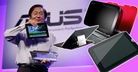 Laufend spannende neue Tablet-Modelle auf der CES