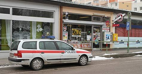 Trafikant schlägt bewaffneten Räuber in die Flucht (Bild: Matthias Lauber)