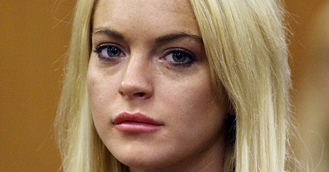 US-Star Lindsay Lohan droht weitere Gefängnisstrafe