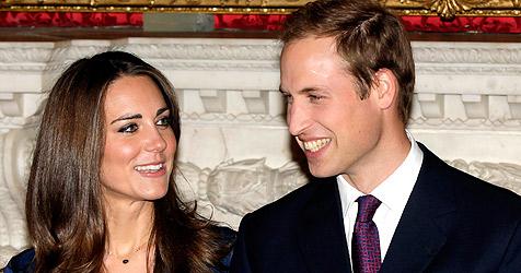 William und Kate wollen keine Toaster zur Trauung
