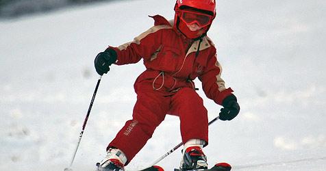 Neunjährige auf Skipiste in Wagrain schwer verletzt (Bild: Christof Birbaumer)