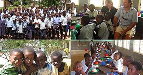 Salzburger sponsern Schule für 110 Kinder in Kenia (Bild: www.silenthelp.com)