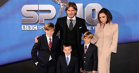 Beckham-Haus wird immer voller: Victoria schwanger