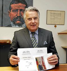 Salzburger Anwalt löst bei Gericht Spionage-Krimi (Bild: MARKUS TSCHEPP)