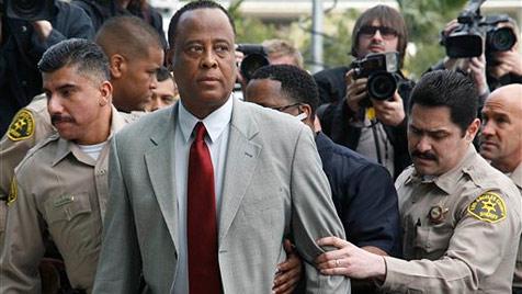 Geschworene für Prozess gegen Murray ausgewählt