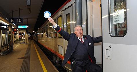 Kräftemessen mit Wien wegen Zug nach Graz (Bild: Chris Koller)